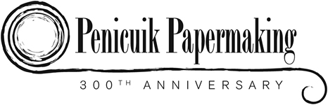 Penicuik Papermaking 300th Anniversary website logo