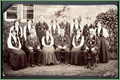 Independent Order of Good Templars Office Bearers c1903